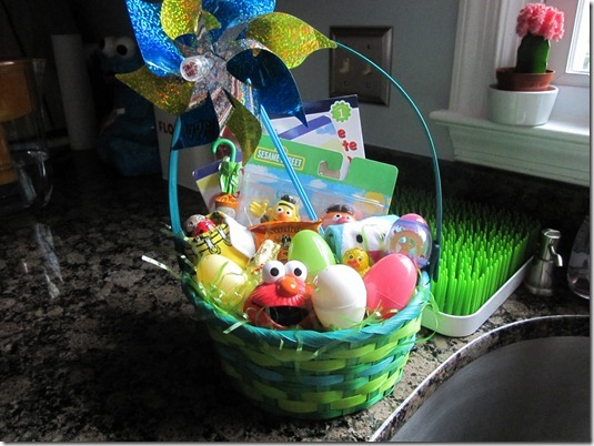 Non candy easter basket ideas for a toddler charm whimsy negle Gallery