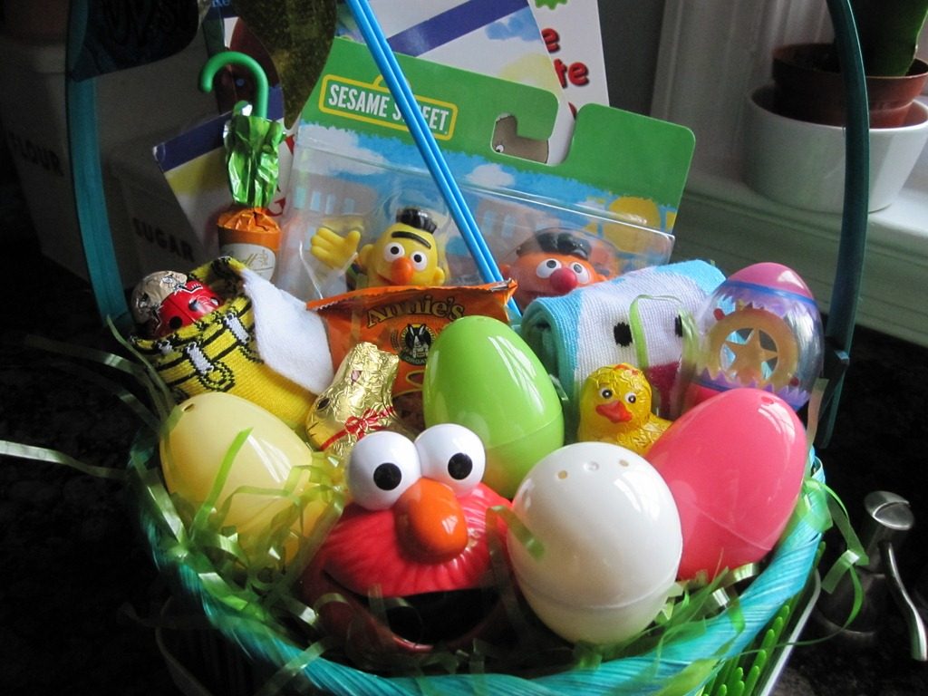 non candy easter basket ideas for a toddler charm whimsy