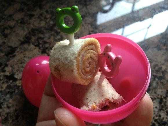 Easter Egg Basket Lunch for The Boy